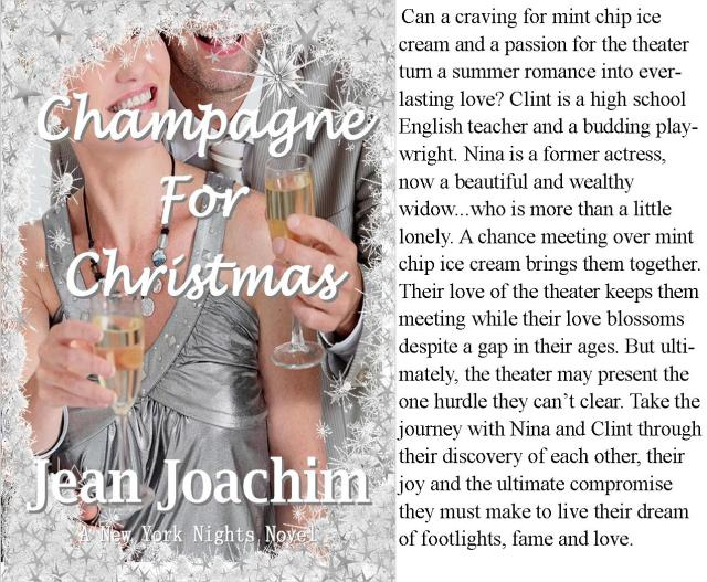 Champagne for Christmas Page