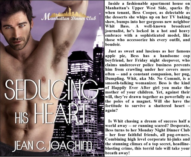 Seducing His Heart Overall Page