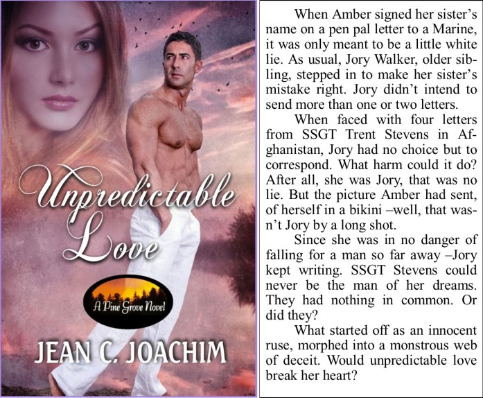 Unpredictable Love Page